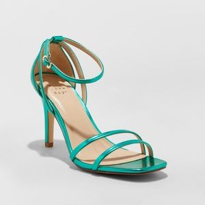 A New Day heels